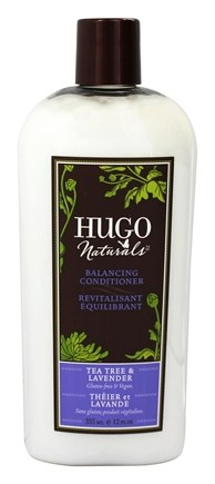 Hugo Naturals - Conditioner Balancing Tea Tree & Lavender - 12 oz.