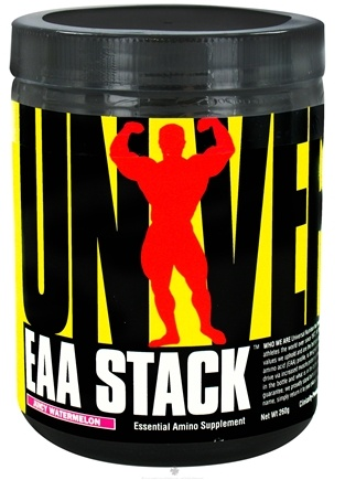 DROPPED: Universal Nutrition - EAA Stack Juicy Watermelon - 260 Grams CLEARANCE PRICED