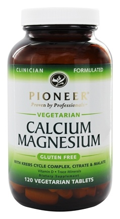 Zoom View - Vegetarian Calcium Magnesium