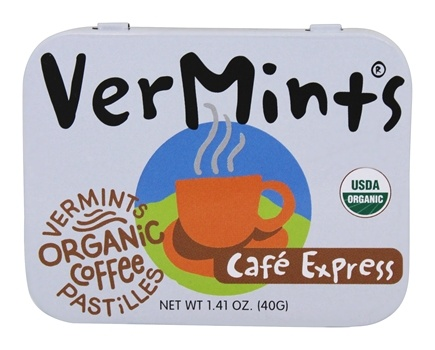 DROPPED: Vermints - All Natural Mints Cafe Express - 40 Piece(s) CLEARANCE PRICED