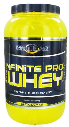 DROPPED: Infinite Labs - Infinite Pro 100% Whey Protein Chocolate - 2 lbs. CLEARANCE PRICED