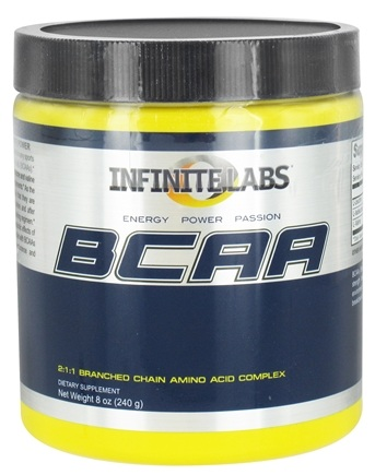 DROPPED: Infinite Labs - BCAA Powder - 8.4 oz.