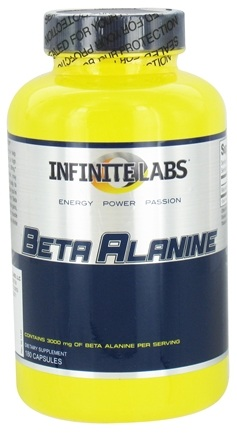 DROPPED: Infinite Labs - Beta Alanine - 180 Capsules