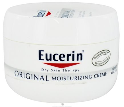 DROPPED: Eucerin - Moisturizing Creme Original Dry Skin Therapy - 4 oz. CLEARANCE PRICED