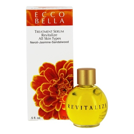 DROPPED: Ecco Bella - Revitalize Face Serum Treatment - 0.5 oz.