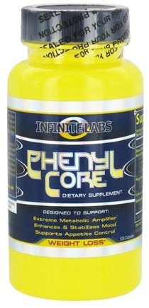 DROPPED: Infinite Labs - Phenyl Core - 100 Capsules