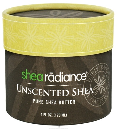 DROPPED: Shea Radiance - Pure Shea Butter Pure Unscented Shea - 4 oz.