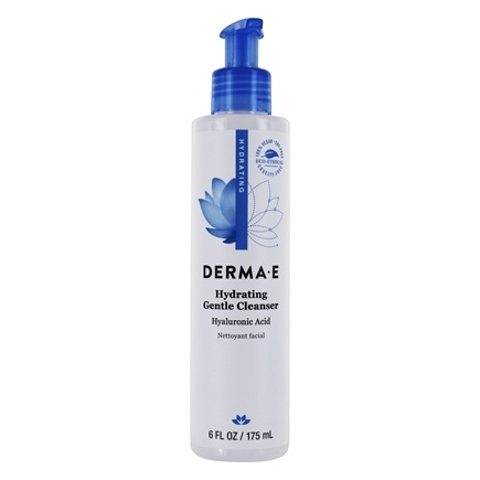 Derma-E - Hydrating Cleanser With Hyaluronic Acid - 6 oz.