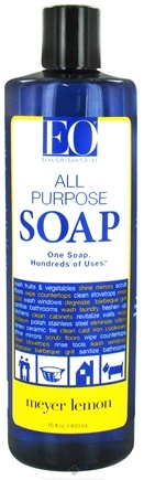 DROPPED: EO Products - All Purpose Soap Meyer Lemon - 16 oz.