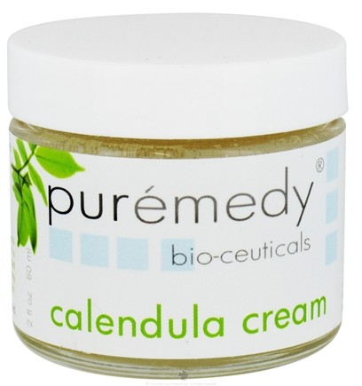 DROPPED: Puremedy - Calendula Cream - 2 oz.