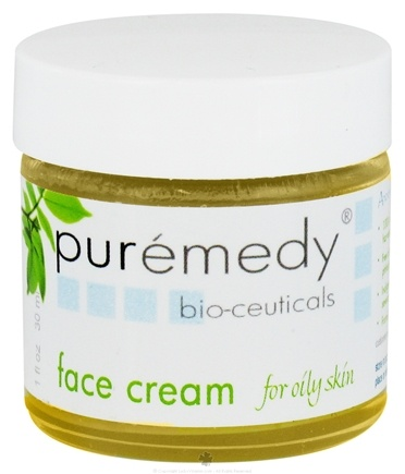 DROPPED: Puremedy - Face Cream for Oily Skin - 1 oz. CLEARANCE PRICED