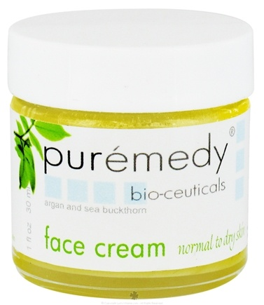 DROPPED: Puremedy - Face Cream For Normal to Dry Skin - 1 oz. CLEARANCE PRICED