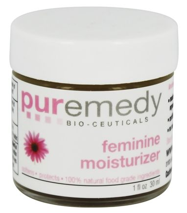Puremedy - Feminine Moisturizer - 1 oz. Formerly Personal Lubricant Homeopathic Salve