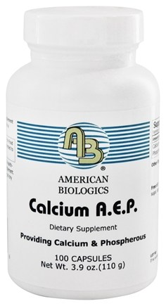 Zoom View - Calcium AEP