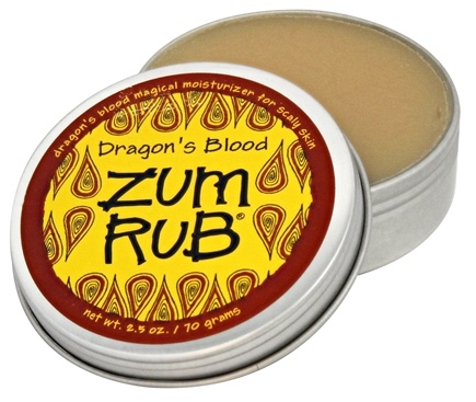 Indigo Wild - Zum Rub Moisturizer Dragon's Blood - 2.5 oz.