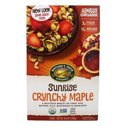 Zoom View - Cereal Sunrise Gluten-Free