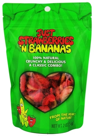 DROPPED: Just Tomatoes, Etc! - Just Strawberries 'N Bananas - 2 oz. CLEARANCE PRICED