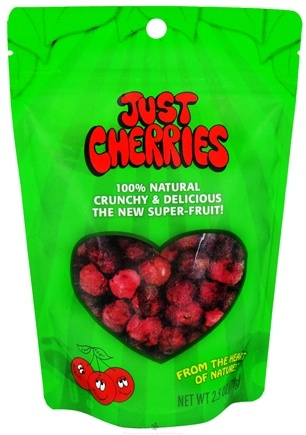 DROPPED: Just Tomatoes, Etc! - Just Cherries - 2.5 oz. CLEARANCE PRICED
