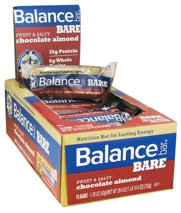 Zoom View - Nutrition Energy Bar Bare