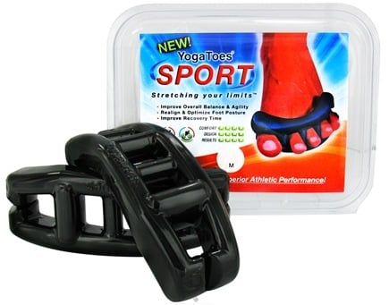 Zoom View - Yoga Toes Sport Medium