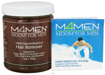 DROPPED: Moom - For Men Hair Removal System Refill Jar - 12 oz. CLEARANCE PRICED