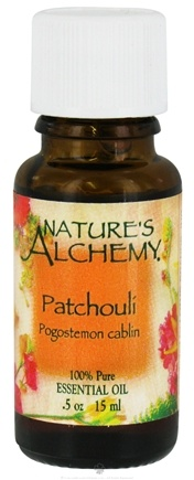 DROPPED: Nature's Alchemy - 100% Pure Essential Oil Patchouli - 0.5 oz. CLEARANCE PRICED