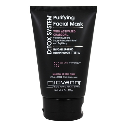 Giovanni - D:Tox System Purifying Facial Mask - 4 oz.