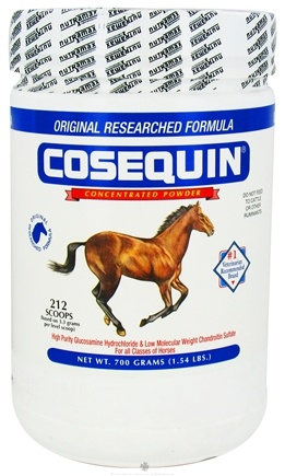 DROPPED: Cosequin - Equine Powder Joint Supplement for Horses - 700 Grams CLEARANCE PRICED