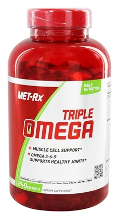 Zoom View - Triple Omega 3-6-9