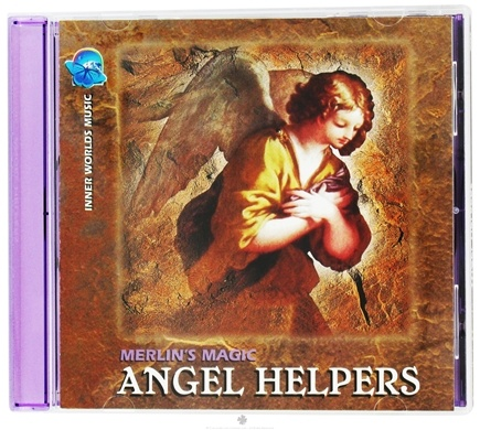 DROPPED: Inner Worlds Music - Merlin's Magic Angel Helpers - CD(s) CLEARANCE PRICED