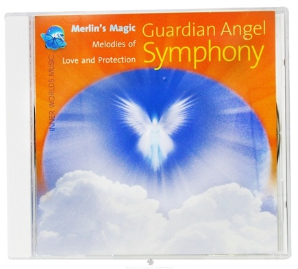 DROPPED: Inner Worlds Music - Merlin's Magic Guardian Angel Symphony - CD(s) CLEARANCE PRICED
