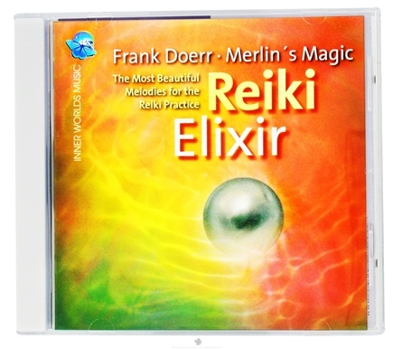 DROPPED: Inner Worlds Music - Merlin's Magic Reiki Elixir - CD(s) CLEARANCE PRICED