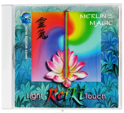 DROPPED: Inner Worlds Music - Merlin's Magic Reiki Light Touch - CD(s) CLEARANCE PRICED