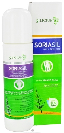 Zoom View - Soriasil Daily Skin Care Spray Organic Silica - 6.76 oz. (150 ml)