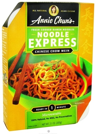 DROPPED: Annie Chun's - Noodle Express Chinese Chow Mein - 7.1 oz.