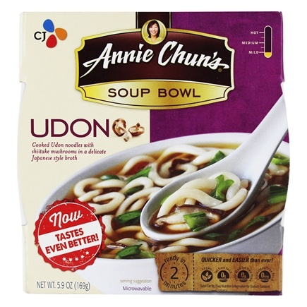 DROPPED: Annie Chun's - Soup Bowl Udon - 5.3 oz. CLEARANCE PRICED