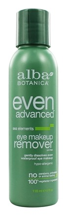 Zoom View - Natural Even Advanced Sea Elements Eye Makeup Remover