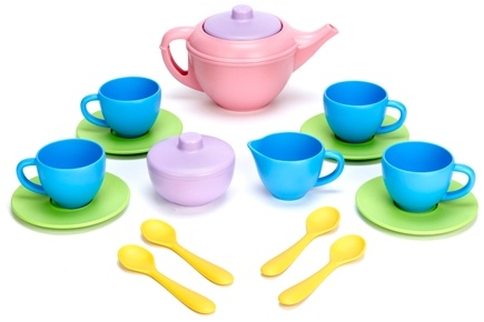 DROPPED: Green Toys - Tea Set Ages 2+