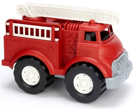 DROPPED: Green Toys - Fire Truck Ages 1+