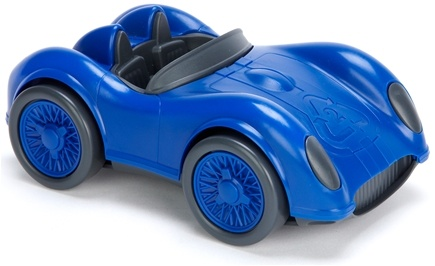 DROPPED: Green Toys - Race Car Ages 1+ Blue