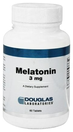 Zoom View - Melatonin Sublingual 3mg