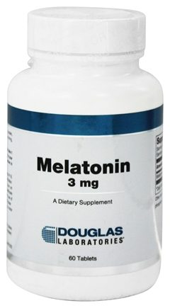 Douglas Laboratories - Melatonin Sublingual 3mg - 60 Tablets