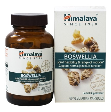 Himalaya Herbal Healthcare - Boswellia Joint Support - 60 Vegetarian Capsules