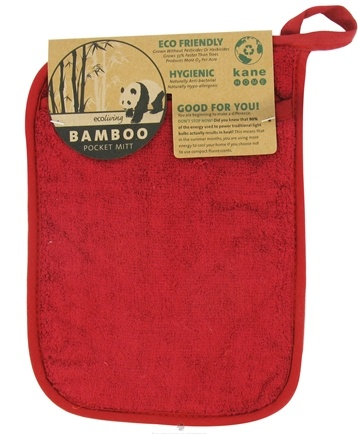 Zoom View - Bamboo Pocket Mitt