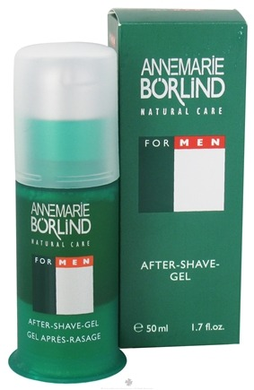 DROPPED: Annemarie Borlind - Natural Care For Men After Shave Gel - 1.7 oz. CLEARANCE PRICED