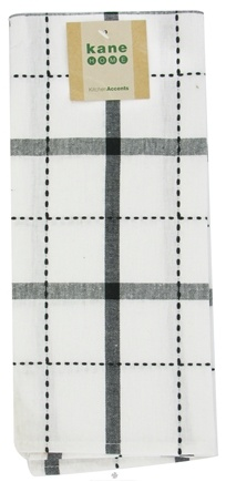 Zoom View - Window Pane Towel