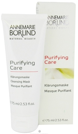 Zoom View - Annemarie Borlind Natural Beauty Purifying Care Cleansing Mask
