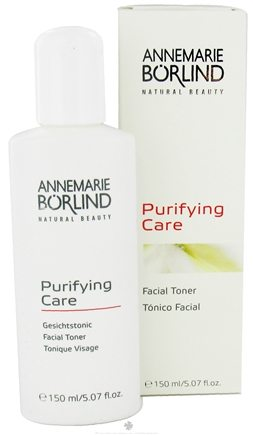 Zoom View - Annemarie Borlind Natural Beauty Purifying Care Facial Toner