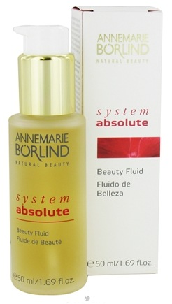 DROPPED: Annemarie Borlind - Natural Beauty System Absolute Beauty Fluid - 1.69 oz. CLEARANCE PRICED