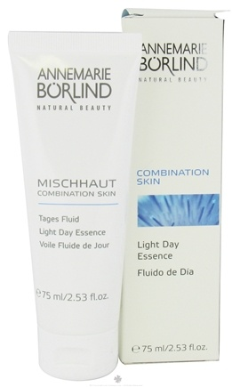 Zoom View - Annemarie Borlind Natural Beauty Combination Skin Light Day Essence